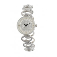 Boutique Sixpence Rhodium Bracelet..