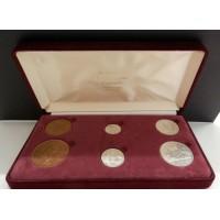 Australia 1935 gift pack coin set Birthday Anniversary 80th